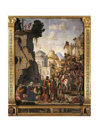 Epiphany, 1511-1512