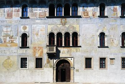 Facade Painted