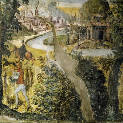 Hunting Scene, Ca 1548