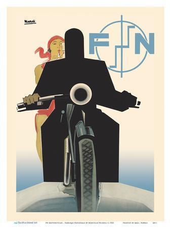 FN Motorcycles - Fabrique Nationale de Herstal