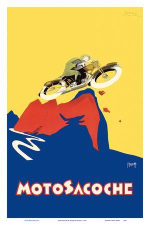Motosacoche 346cc Swiss Motorbike