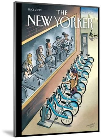 The New Yorker Cover - June 3, 2013