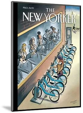 The New Yorker Cover - June 3, 2013 by Marcellus Hall