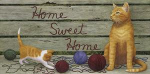 Home Sweet Home by Marcia Matcham