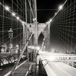 Brooklyn Bridge, Study 1, New York City, 2013 by Marcin Stawiarz