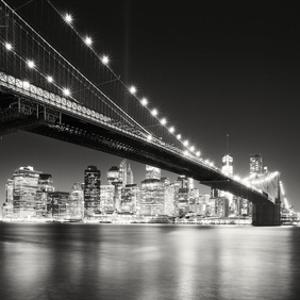 Brooklyn Bridge, Study 3, New York City, 2013 by Marcin Stawiarz
