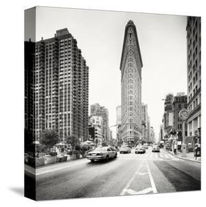 Flatiron, Study 1, New York City, 2013 by Marcin Stawiarz