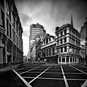 London City Lines by Marcin Stawiarz