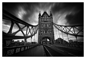 London Tower Bridge by Marcin Stawiarz