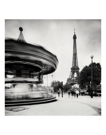 Merry Go Round, Study 1, Paris, France