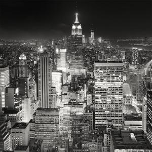 Midtown Manhattan, Study 2, New York City, 2013 by Marcin Stawiarz