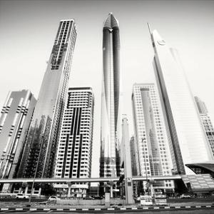 Rockets, Dubai, UAE by Marcin Stawiarz