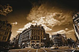 Smithfield, London by Marcin Stawiarz