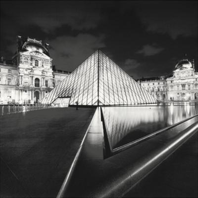 The Louvre, Study 4, Paris, France