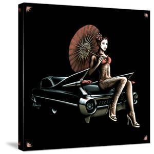 Caddy Geisha by Marco Almera