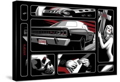 Death Ride 68 by Marco Almera