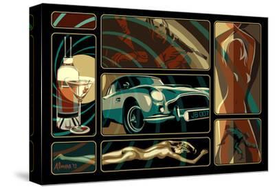 The Spy by Marco Almera