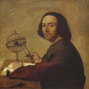 Portrait of the Astronomer by Marco Basaiti