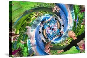 Creation (Megaplex), Garden of Eden by Marco Brambilla