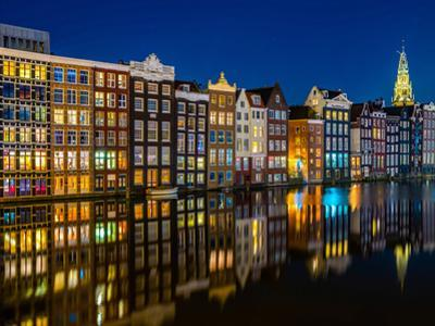Amsterdam Reflections by Marco Carmassi