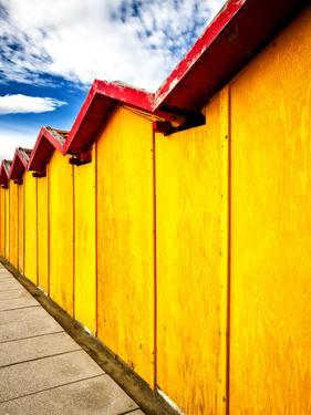 Beach Cabins by Marco Carmassi
