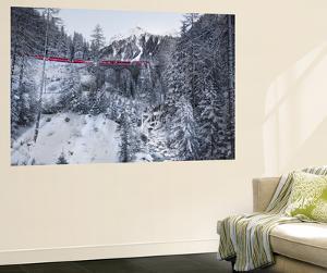 Bernina Express by Marco Carmassi