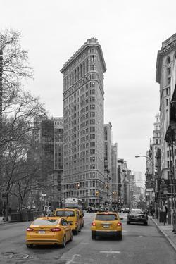 Flatiron Building by Marco Carmassi