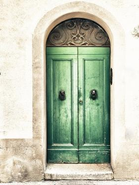 Green Door by Marco Carmassi