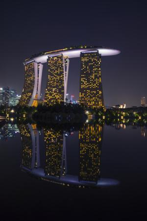 Marina Bay Sands by Marco Carmassi
