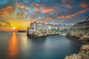 Polignano a Mare by Marco Carmassi
