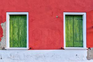 Red and Green by Marco Carmassi