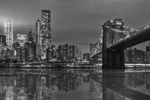 The Bridge Ny by Marco Carmassi