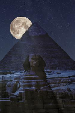 The Dark Side of the Pyramid by Marco Carmassi