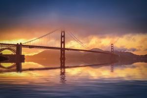 The Golden Gate Bridge by Marco Carmassi