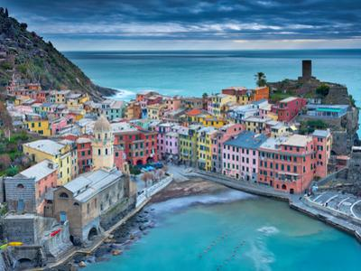 Vernazza by Marco Carmassi