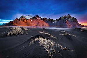 Vestrahorn by Marco Carmassi