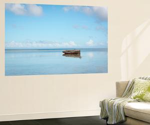 Zanzibar Boat by Marco Carmassi
