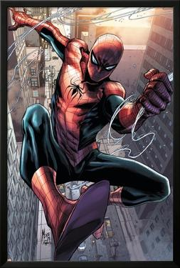 Superior Spider-Man Team-Up #12 Featuring Spider-Man by Marco Checchetto