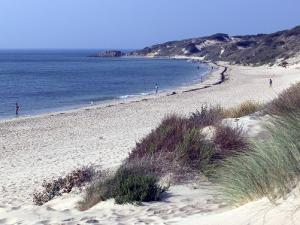 Beach, Tarifa, Andalucia, Spain, Europe by Marco Cristofori
