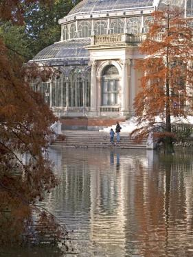 Crystal Palace, Retiro Park, Madrid, Spain, Europe by Marco Cristofori