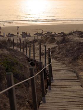 La Barrosa Beach, Cadiz, Costa De La Luz, Andalucia, Spain, Europe by Marco Cristofori
