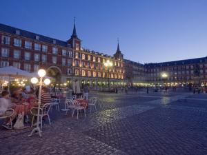 Plaza Mayor, Madrid, Spain, Europe by Marco Cristofori