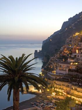 Positano, Amalfi Coast, UNESCO World Heritage Site, Campania, Italy, Europe by Marco Cristofori