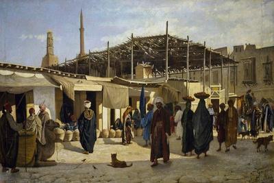 Arab Market, 1873