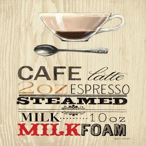 Cafe Latte by Marco Fabiano
