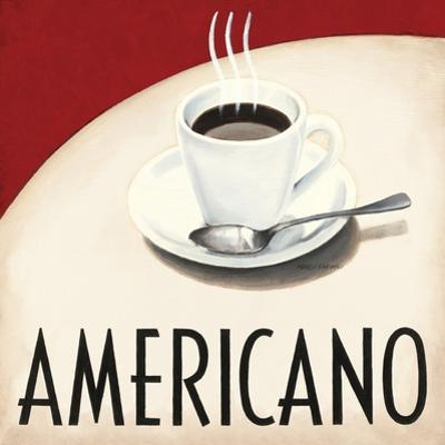 Cafe Moderne III by Marco Fabiano