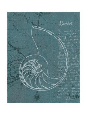Coastal Blueprint V Dark by Marco Fabiano
