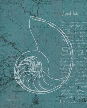 Coastal Blueprint V by Marco Fabiano