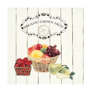 Gone to Market Organic Grown Fruit by Marco Fabiano