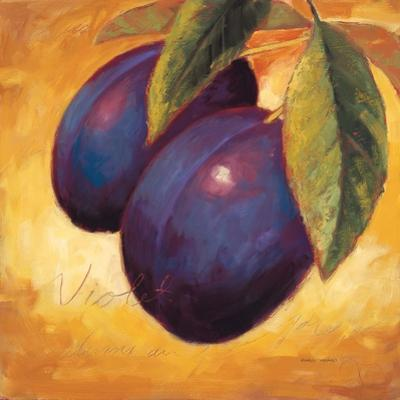 Luscious Plums by Marco Fabiano